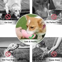 Portable Pets Drinking Water Bottle (Pink)