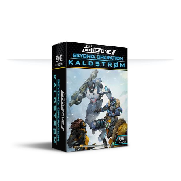 Infinity Beyond Kaldstrom Expansion Pack