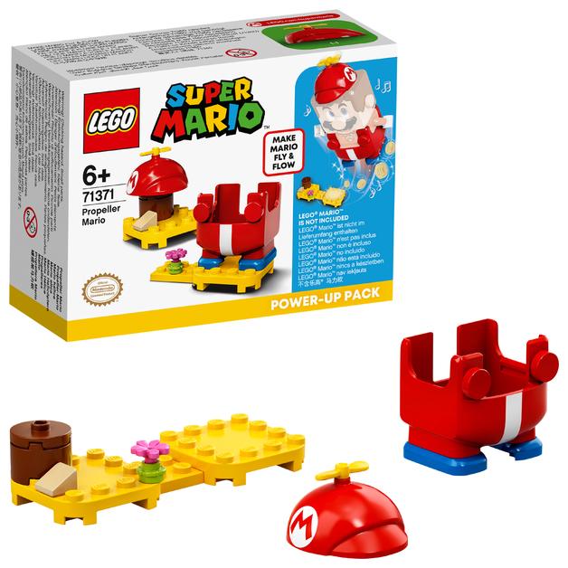 LEGO Super Mario: Propeller Mario Power-Up Pack (71371)