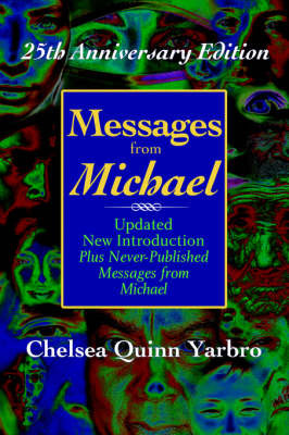Messages from Michael by Chelsea Quinn Yarbro image