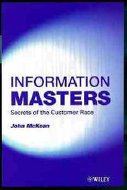 Information Masters by John McKean