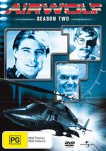 Airwolf - Season 2 (6 Disc Set) on DVD