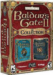 Baldur's Gate II: The Collection for PC Games