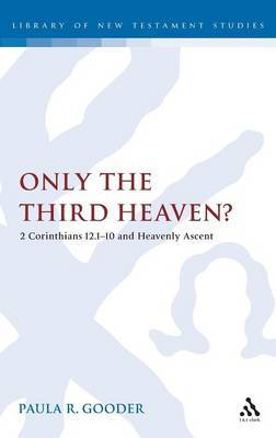 Only the Third Heaven? by Paula Gooder image