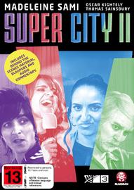 Super City - Season 2 DVD