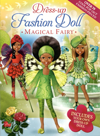Dress Up Fashion Doll: Magical Fairy