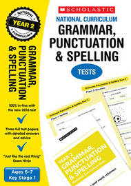 Grammar, Punctuation and Spelling Test - Year 2 by Graham Fletcher