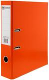 FM Foolscap Vivid Lever Arch - Burnt Orange