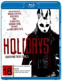Holidays on Blu-ray