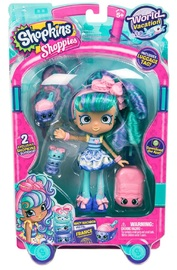 Shopkins: World Vacation - Shoppies Dolls (Macy Macaron)