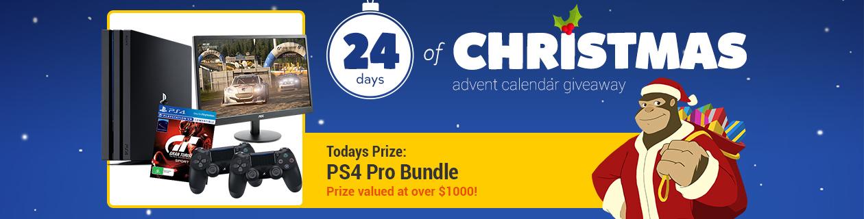 Day 4: PS4 Pro Bundle