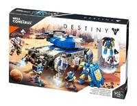 Mega Construx: Destiny - Goliath Tank Strike Playset