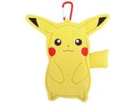 Pokemon: Peta-fuwa Pouch - Pikachu