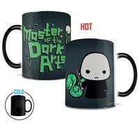 Harry Potter (Cartoon Voldemort-Dark Arts) Morphing Mugs Heat-Sensitive Mug