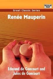 Rene Mauperin by Edmond de Goncourt image
