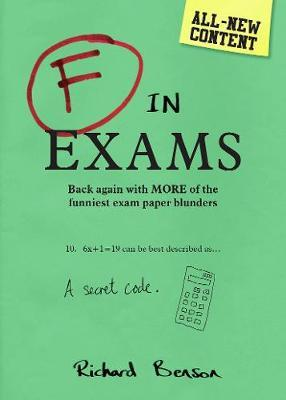 F in Exams (2018) by Richard Benson
