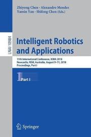 Intelligent Robotics and Applications image