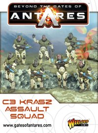 Beyond the Gates of Antares: Concord Krasz Assault Squad
