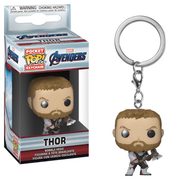 Avengers: Endgame - Thor Pocket Pop! Keychain