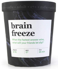 Brain Freeze: NSFW Edition - Party Game