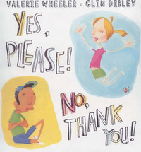 Yes Please! No Thank You! by Valerie Wheeler image
