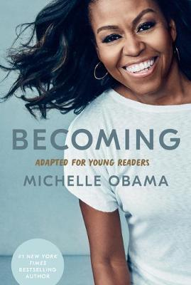 Becoming: Adapted for Young Readers image