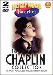 The Chaplin Collection (2 Pack) on DVD