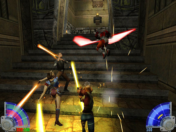 Star Wars Jedi Knight: Jedi Academy for Xbox image