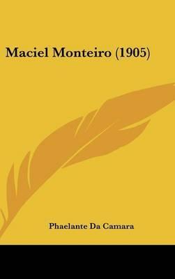 Maciel Monteiro (1905) by Phaelante da Camara image