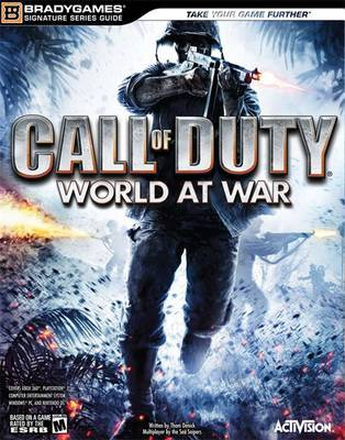"""""""Call of Duty: World at War"""" Signature Series Guide"""