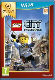 LEGO City: Undercover (Selects) for Wii U