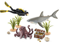 Schleich: Treasure Hunt Diver