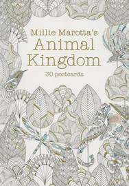 Millie Marotta's Animal Kingdom (Postcard Book)
