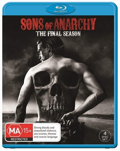 Sons Of Anarchy - The Complete Seventh Season on Blu-ray
