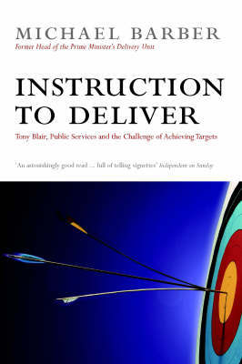 Instruction to Deliver by Michael Barber image