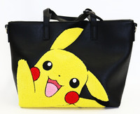 Loungefly: Pokemon Pikachu - Face Tote Bag