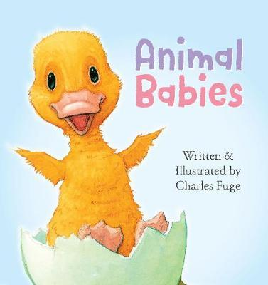 Animal Babies by Charles Fuge image