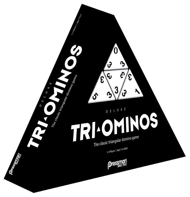 Tri Ominos - Deluxe Box