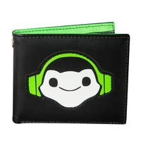Overwatch Lucio Bi Fold Graphic Wallet