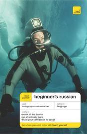 Beginner's Russian by Rachel Farmer image