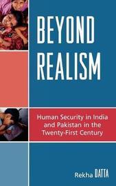 Beyond Realism by Rekha Datta image