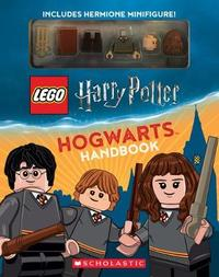 Hogwarts Handbook (LEGO Harry Potter) by Jenna Ballard image