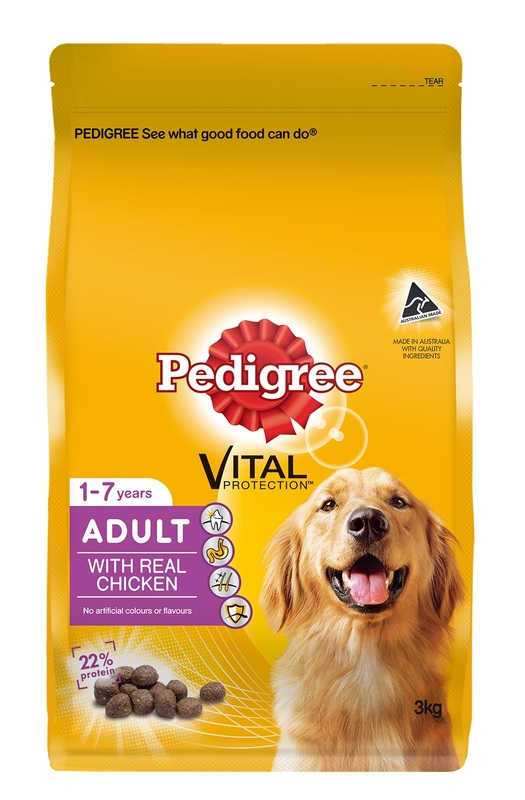 Pedigree Adult With Real Chicken (3kg)