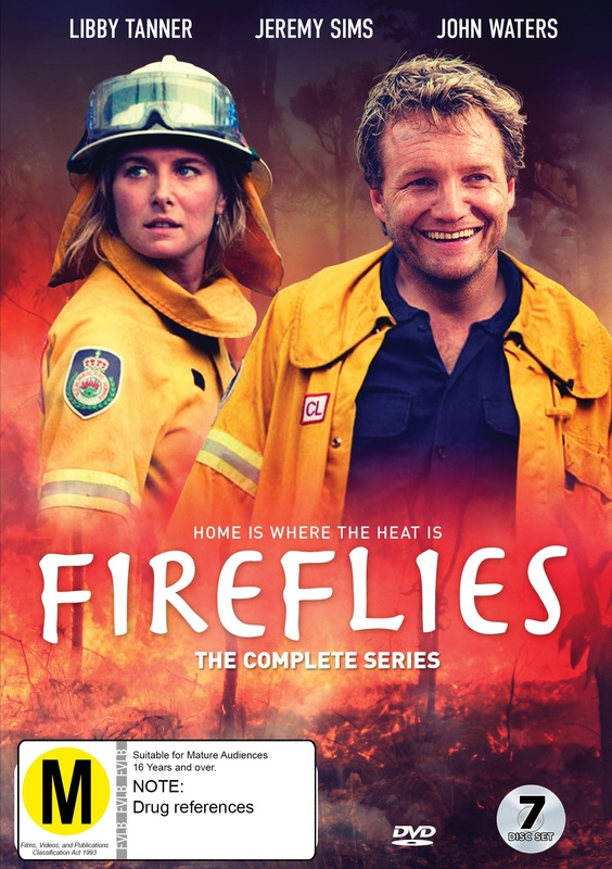 Fireflies: The Complete Series on DVD