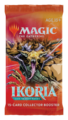 Magic the Gathering: Ikoria: Lair of Behemoths - Collector Booster