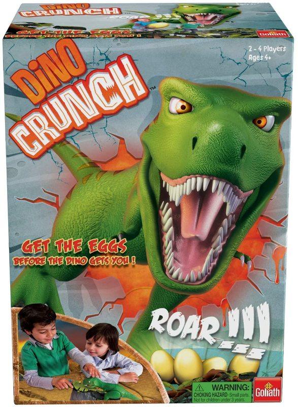 Dino Crunch - Children's Game
