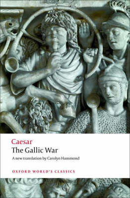 The Gallic War by Julius Caesar image