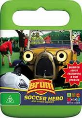 Brum Soccer Hero/Runaway Statue on DVD
