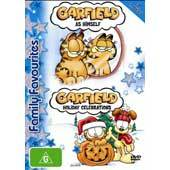 Garfield As Himself / Holiday Celebrations - Family Favourites (2 Disc Set) on DVD
