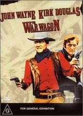 The War Wagon on DVD